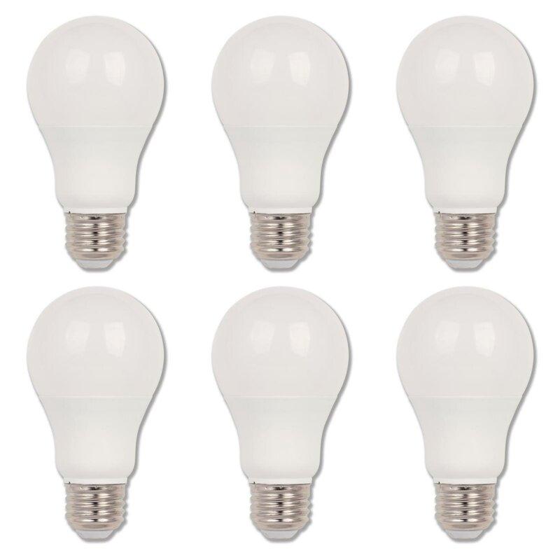 Westinghouse Lighting 75 Watt Equivalent A19 Led Dimmable Light Bulb E26 Medium Standard Base Wayfair