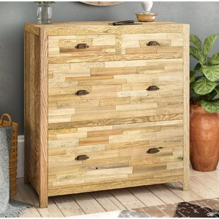 Loon Peak Cian 4 Drawer Console Chest