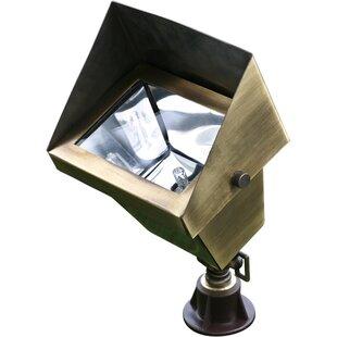 Reviews 1-Light Flood Light By Dabmar Lighting
