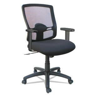 Otwell Mid-Back Petite Swivel/Tilt Mesh Task Chair