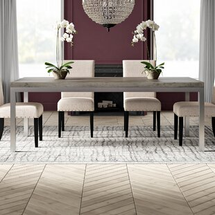 Clinchport Dining Table Greyleigh