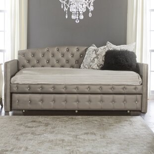 Best Price Ripley Twin Daybed by House of Hampton Reviews (2019) & Buyer's Guide