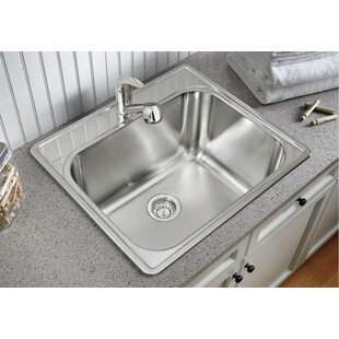 Drop In Utility Sink Stainless.Find The Perfect Stainless Steel Utility Sinks Wayfair