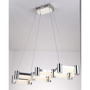 Orren Ellis Espinal 3-Light LED Novelty P..