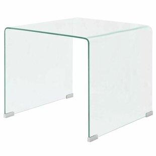 Jayde Coffee Table Tempered Glass By Brayden Studio