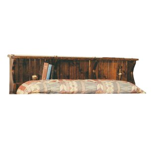 Noemi Bookcase Headboard