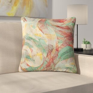 Bouton Throw Pillow