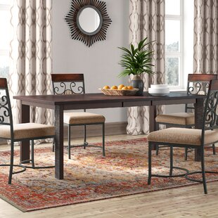 Reza Dining Table World Menagerie