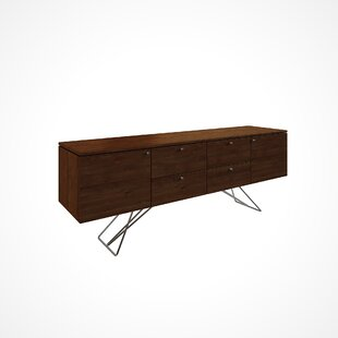 Imani Solid Wood Buffet Table Union Rustic