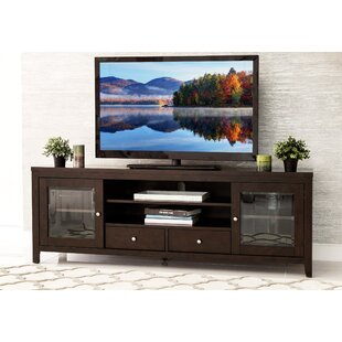 Great Price Mcbroom TV Stand for TVs up to 70 by Latitude Run Reviews (2019) & Buyer's Guide