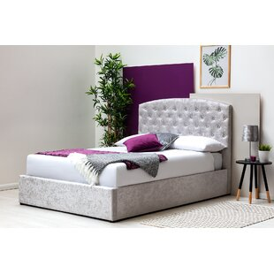 Keener Double (4'6) Upholstered Ottoman Bed By Ebern Designs