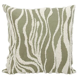 Hertzog 100% Cotton Throw Pillow
