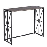 Millikan 39.4 Console Table by Gracie Oaks