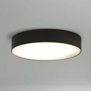 ZANEEN design Lea 2-Light Flush Mount
