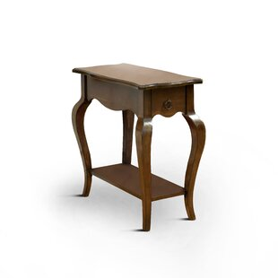 Low priced Anthus End Table by Hokku Designs