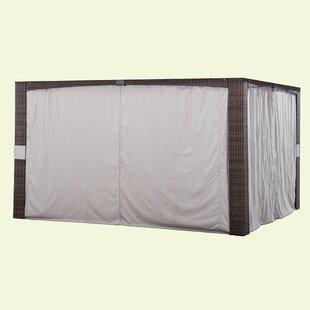 Curtain Side Wall by Sunjoy