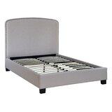 Upholstered Platform Bed by BestMasterFurniture