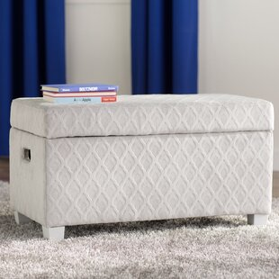 Abner Fabric Storage Bench by Grovelane Teen