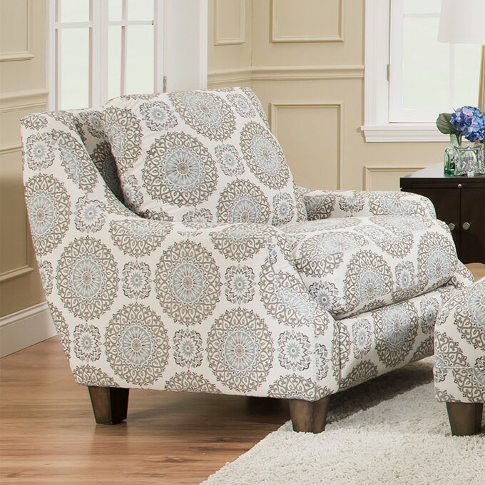Superior Bilberry Accent Armchair
