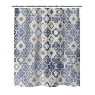 Bartlett Single Shower Curtain