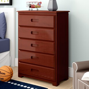 Trumble 5 Drawer Chest By Viv + Rae