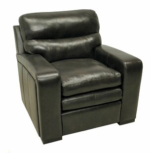 Leather Club Chair by Wildon Home ?