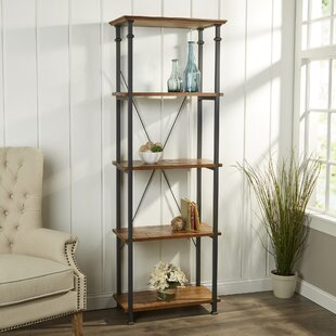 Zona Etagere Bookcase Mercury Row
