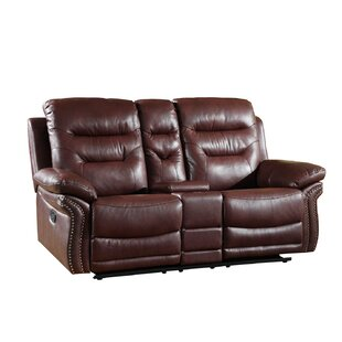 Ullery Upholstered Living Room Reclining Loveseat