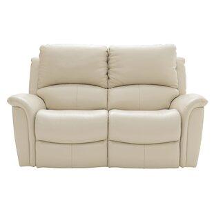 Kennedy Leather 2 Seater Reclining Sofa By La-Z-Boy UK