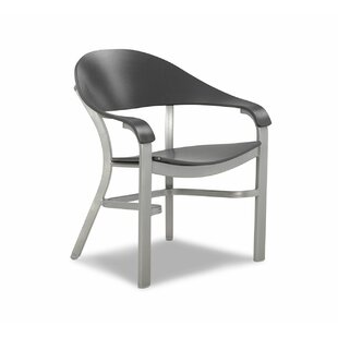 Jetset Marine Grade Polymer/Aluminum Height Patio Dining Chair