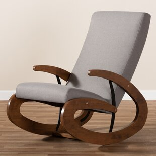 Mililani Rocking Chair by Brayden Studio