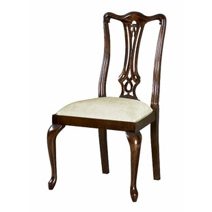 New Fairfield Upholstered Dining Chair By Rosalind Wheeler