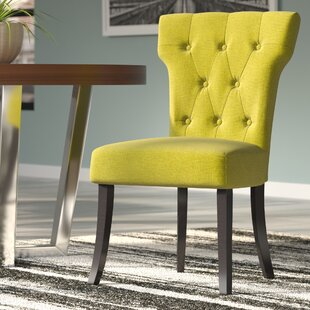Vangilder Upholstered Dining Chair (Set of 2)