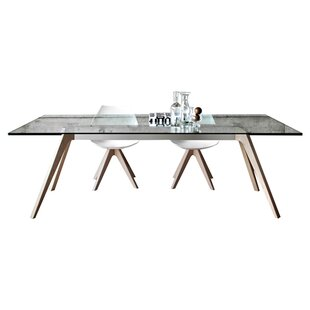 Pianca USA Delta Extendable Dining Table