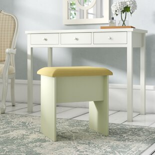 Argyle Dressing Table Stool By Three Posts
