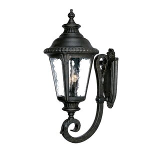 Appel 3-Light Outdoor Sconce
