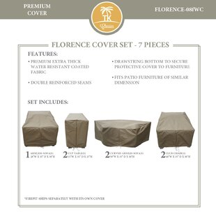 Florence 8 Piece Cover Set