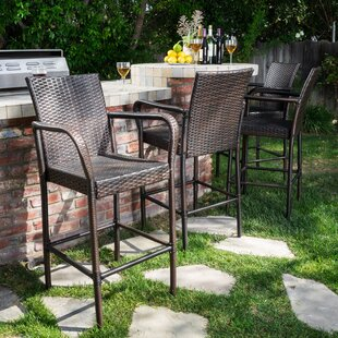 Patio Bar & Bar Height Furniture | Wayfair