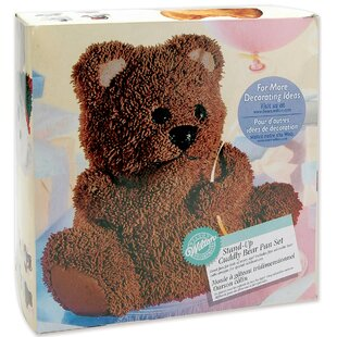 Teddy Bear Novelty Cake Pan
