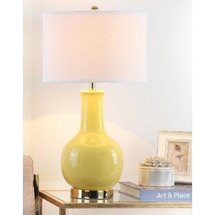 Yellow Table Lamps You Ll Love Wayfair