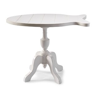 Happy Fish Wooden Bistro Table By Riviera Maison