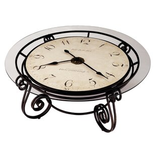Ravenna Clock Coffee Table by Howard Miller�