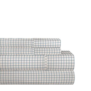 Alcott Hill Lebow 200 Thread Count 100% Cotton Sheet Set