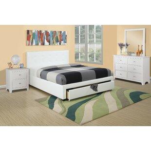 Winston Porter Copenhaver Upholstered Storage Platform Bed