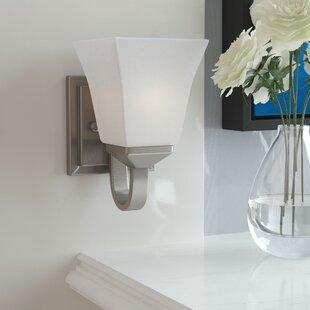 Ebern Designs Bendigo 1-Light Armed Sconce