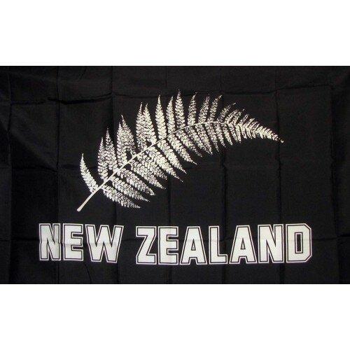 Neoplex New Zealand Football Polyester 36 X 60 In House Flag Wayfair