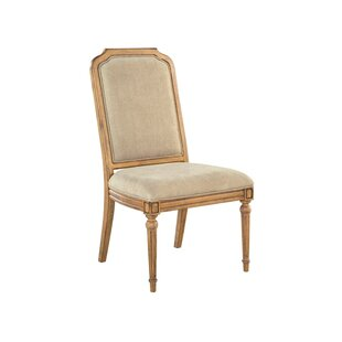 Tyra Upholstered Dining Chair One Allium Way