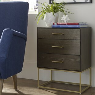Franklin 3 Drawer Chest