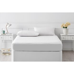 Ray Hypoallergenic And Waterproof Mattress Protector (Set Of 2) By Symple Stuff