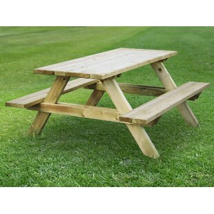 Duxbury Picnic Bench By Sol 72 Outdoor